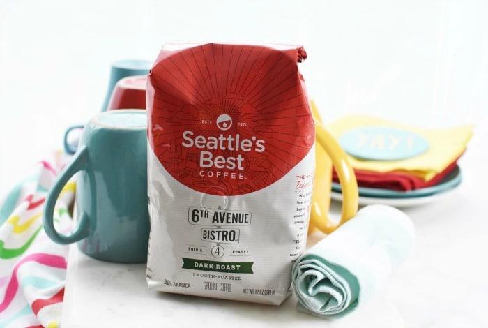 6th avenue bistro coffee 12 ounces