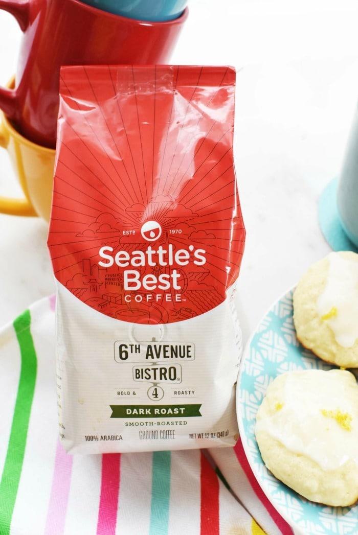 Seattle's Best 6th avenue bistro bag