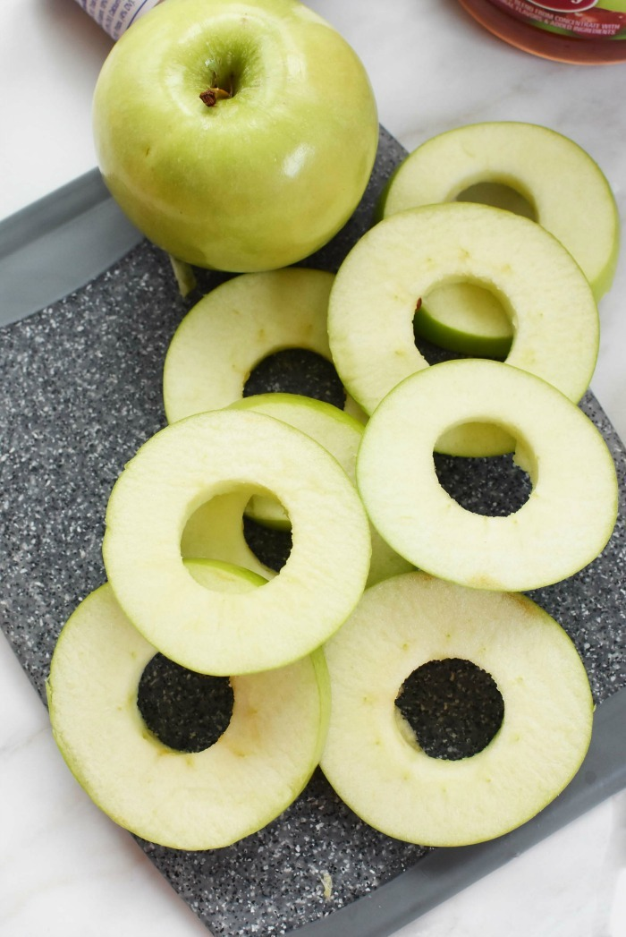 Green Apple Rings