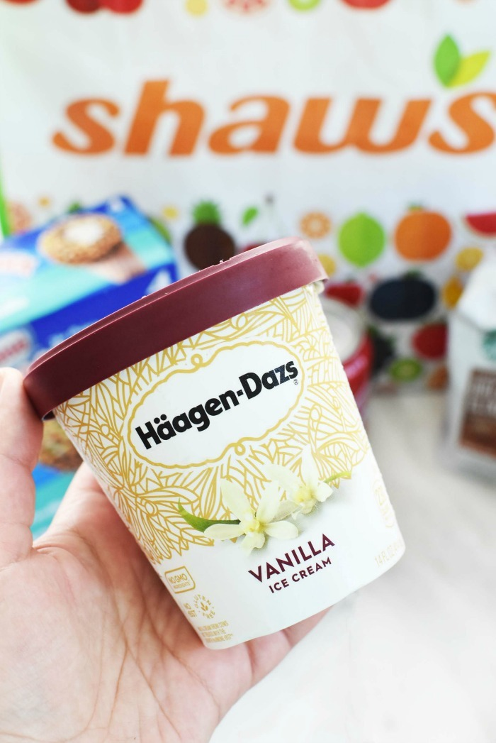 Haagen Daz Vanilla