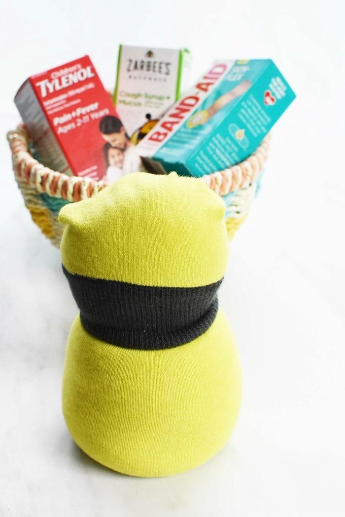 Sock Boo Boo Bag