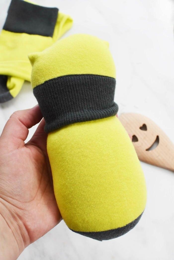 Sock Boo Boo bags