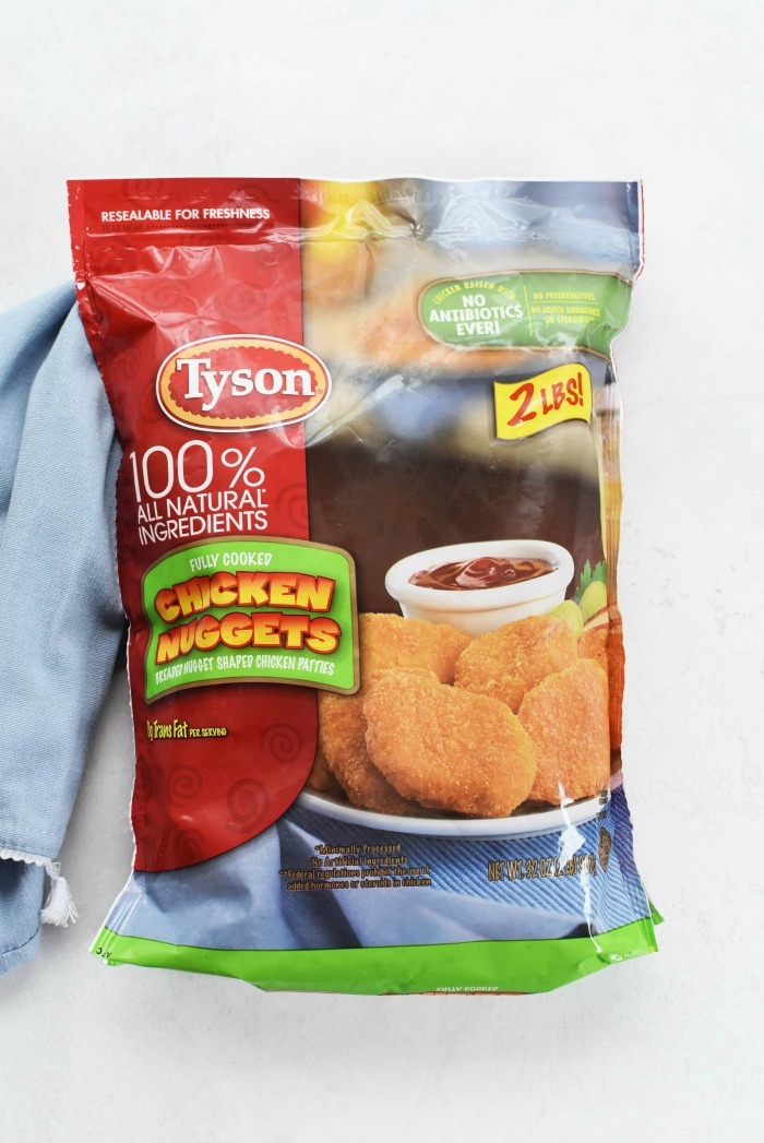 Tyson Chicken Nugget 2lb bag