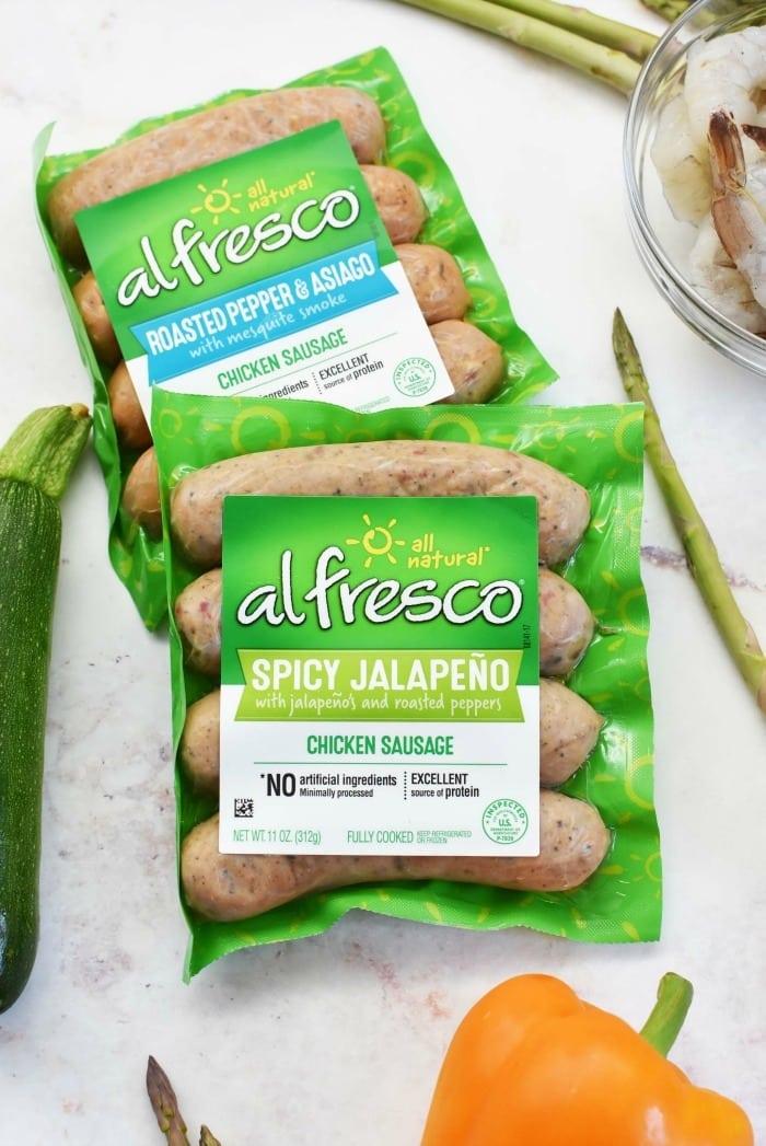alfresco Spicy jalapeno