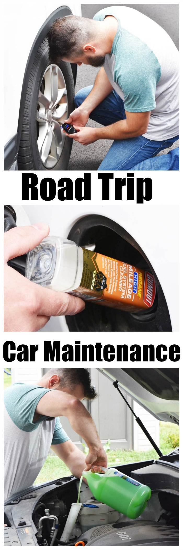 Be Road Trip Ready with these Car Maintenance Tips