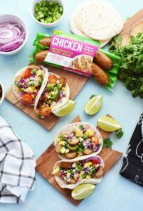 Chicken Taco night recipe