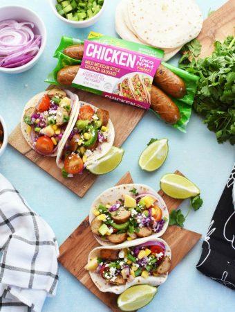 Chicken Taco night recipe