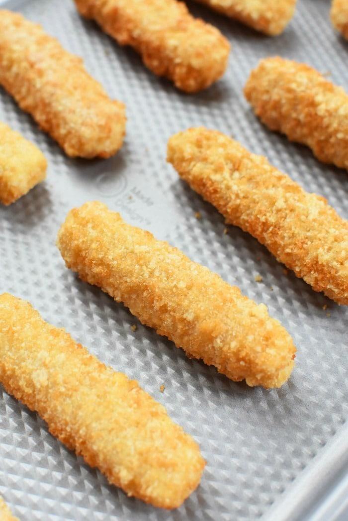 Gortons Crunchy Fish Sticks