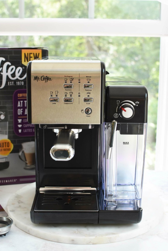 Mr Coffee One Touch Coffee
