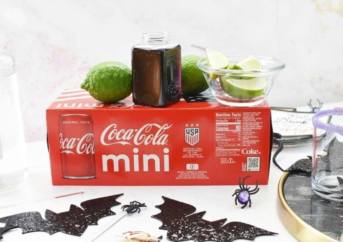 Coca Cola Minis pack
