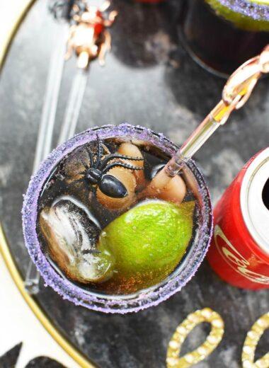 Coke Halloween Cocktail