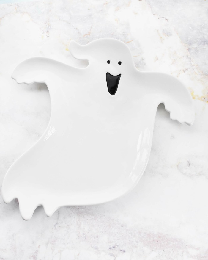 Ghost Snack Plate
