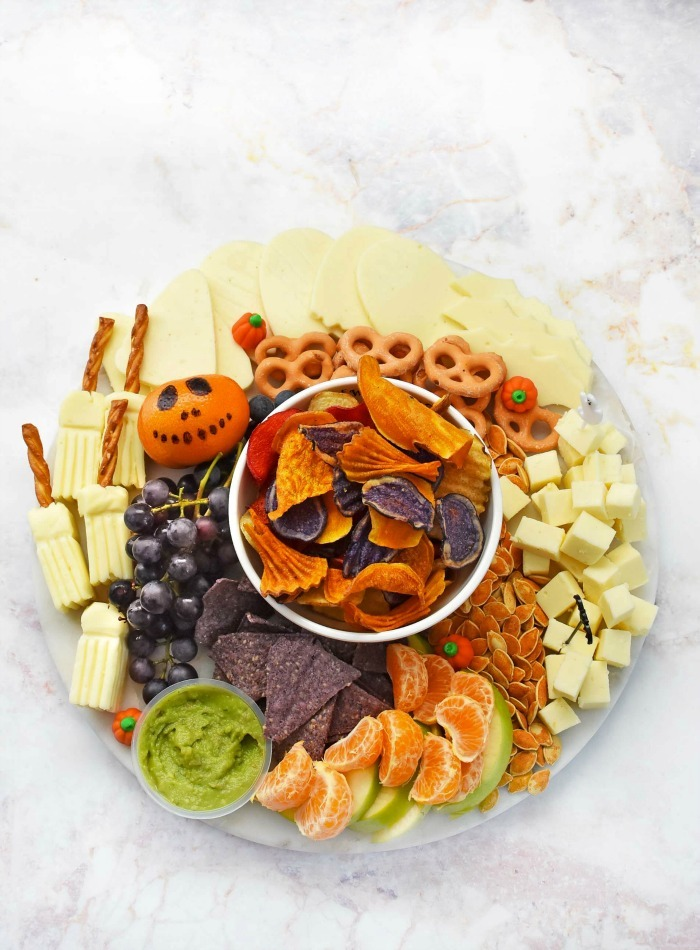 Halloween Snack Board Idea