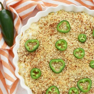 Reduced Fat Jalapeno Popper Dip Recipe