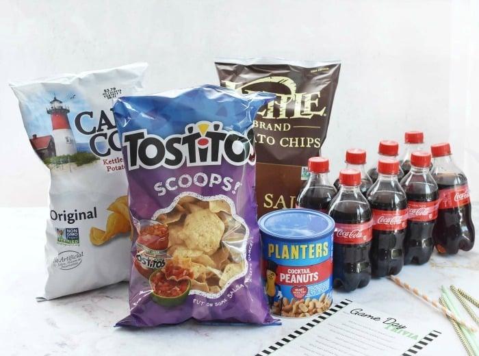 Shaws stockup sale foods