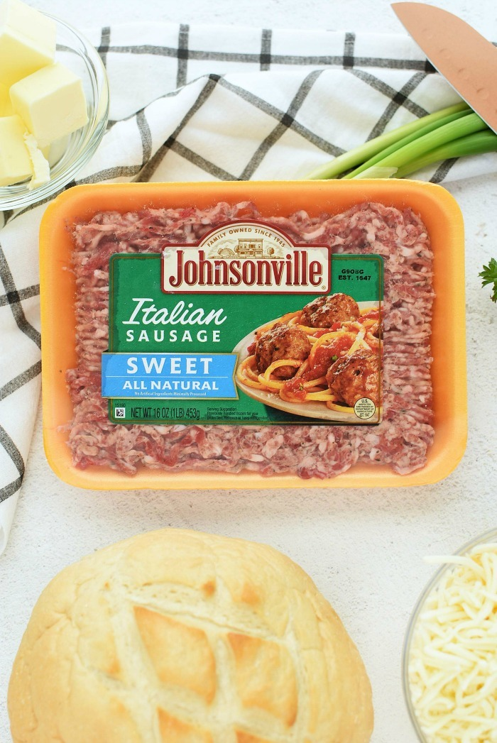 Johnsonville Sweet Italian Sausage Recipe