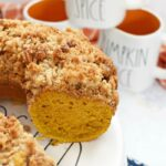 Pumpkin Streusel Bundt Cake Recipe
