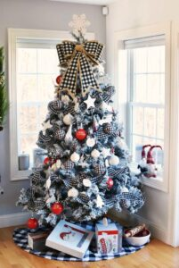 Farmhouse Rae Dunn Tree
