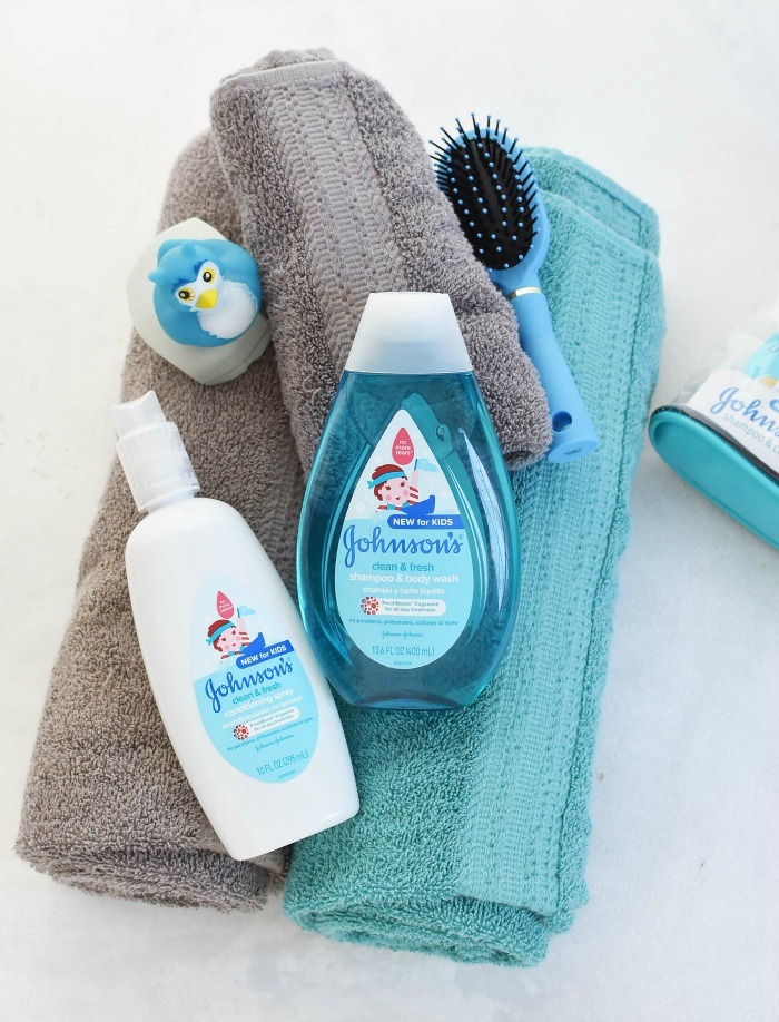 Johnsons Clean & Fresh Gift Set