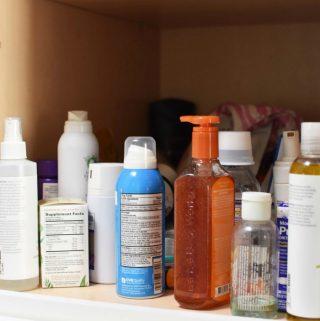 Medicine Cabinet mess