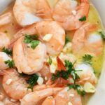 Sous Vide Garlic Butter Shrimp Recipe