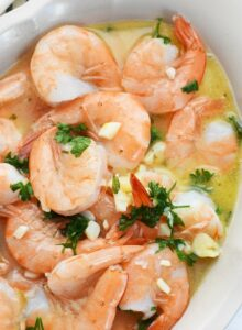 Sous Vide Garlic Butter Shrimp Recipe