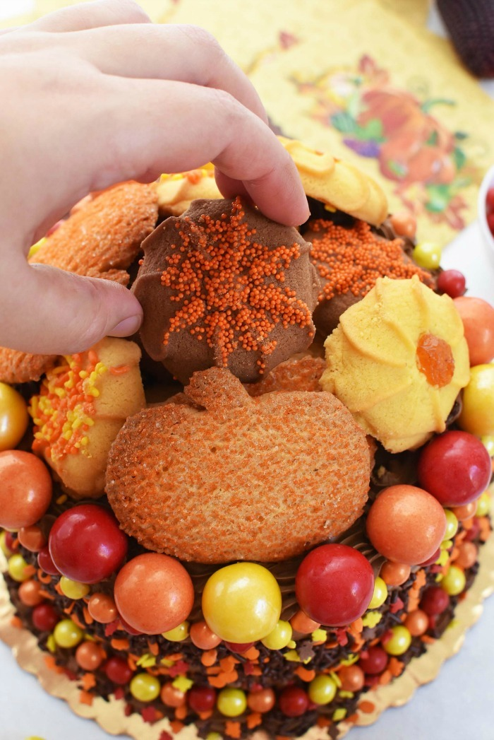 Thanksgiving Gourmet Cookies