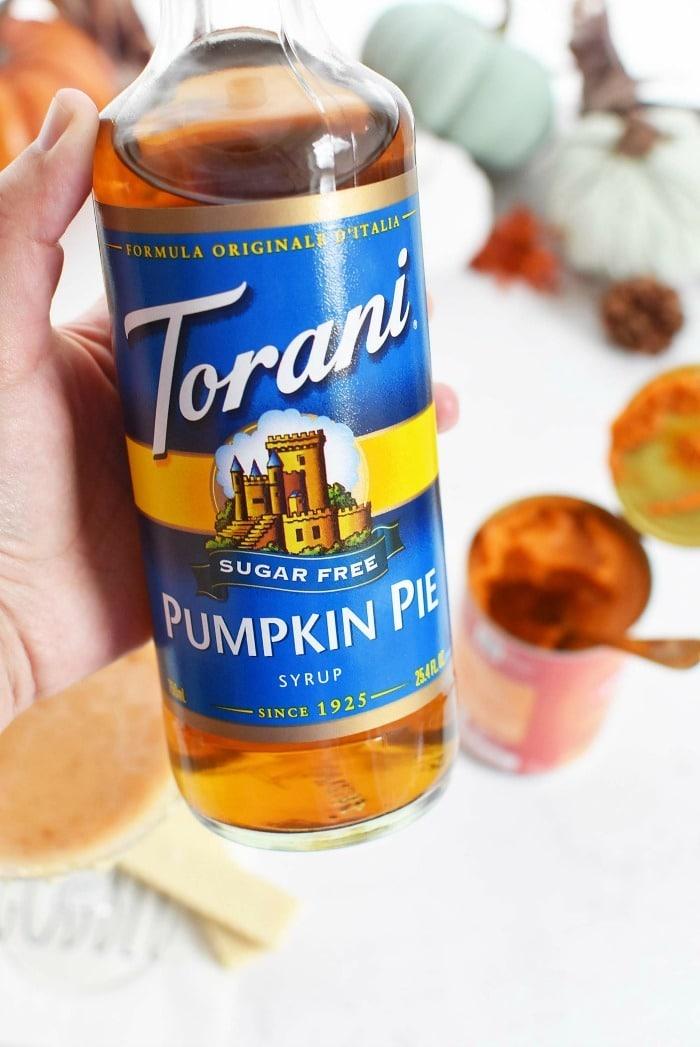 Torani Sugar Free Pumpkin Pie