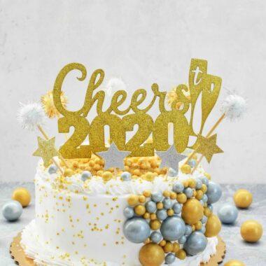 2020 New Year Cake