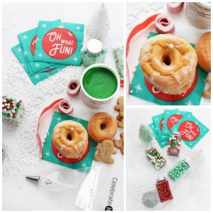 Christmas Donut Ideas