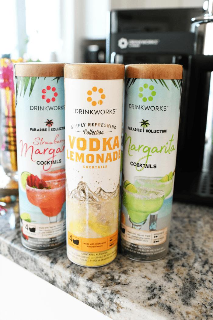 Drinkworks Cocktail Refills