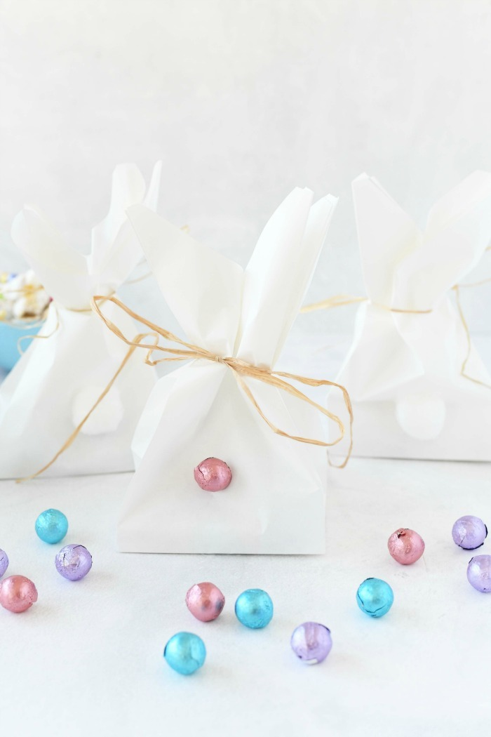 Easter Candy Bag DIY