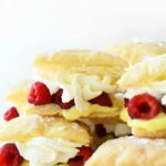 Raspberry Lemon Napoleons