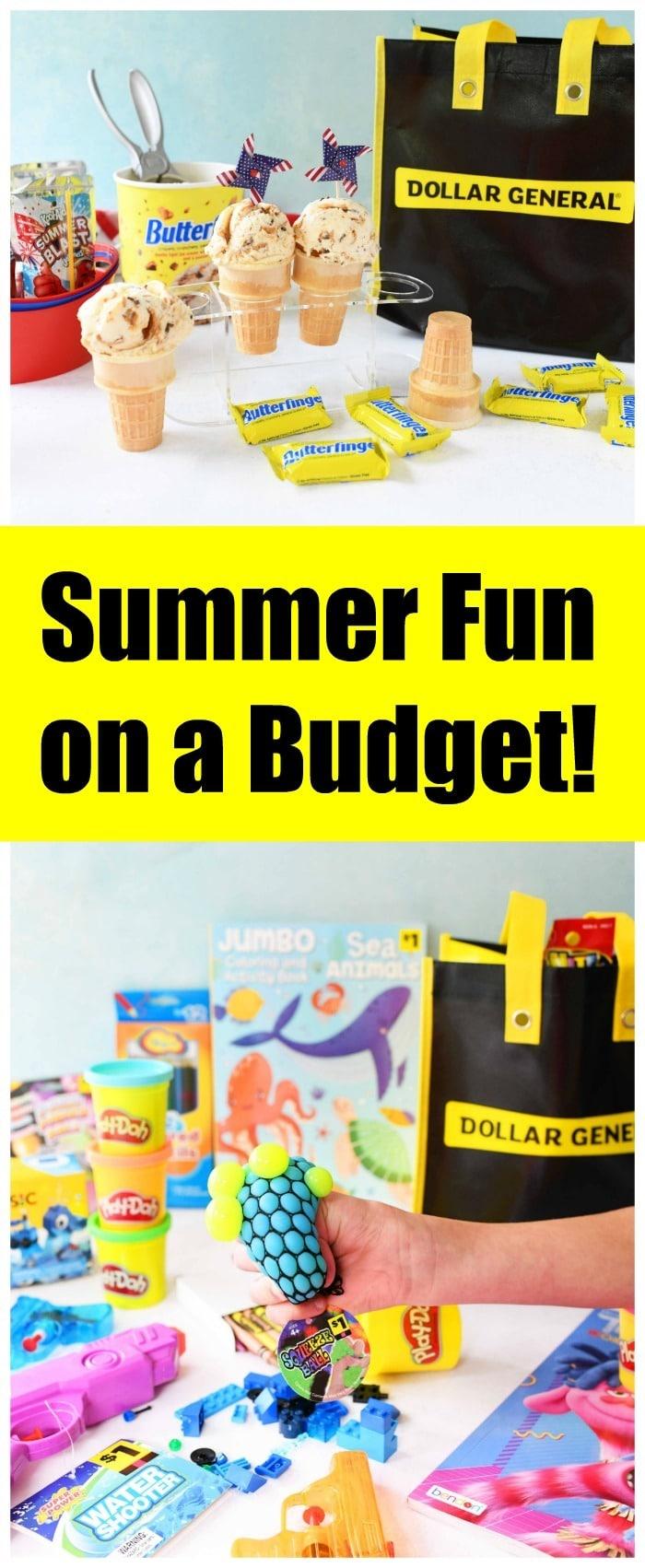 Summer Fun Essentials on a Budget
