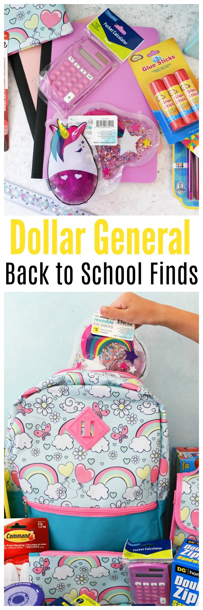Dollar General Coupons & Savings (Back to School)