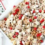 Chex Christmas Mix (Christmas Crack)