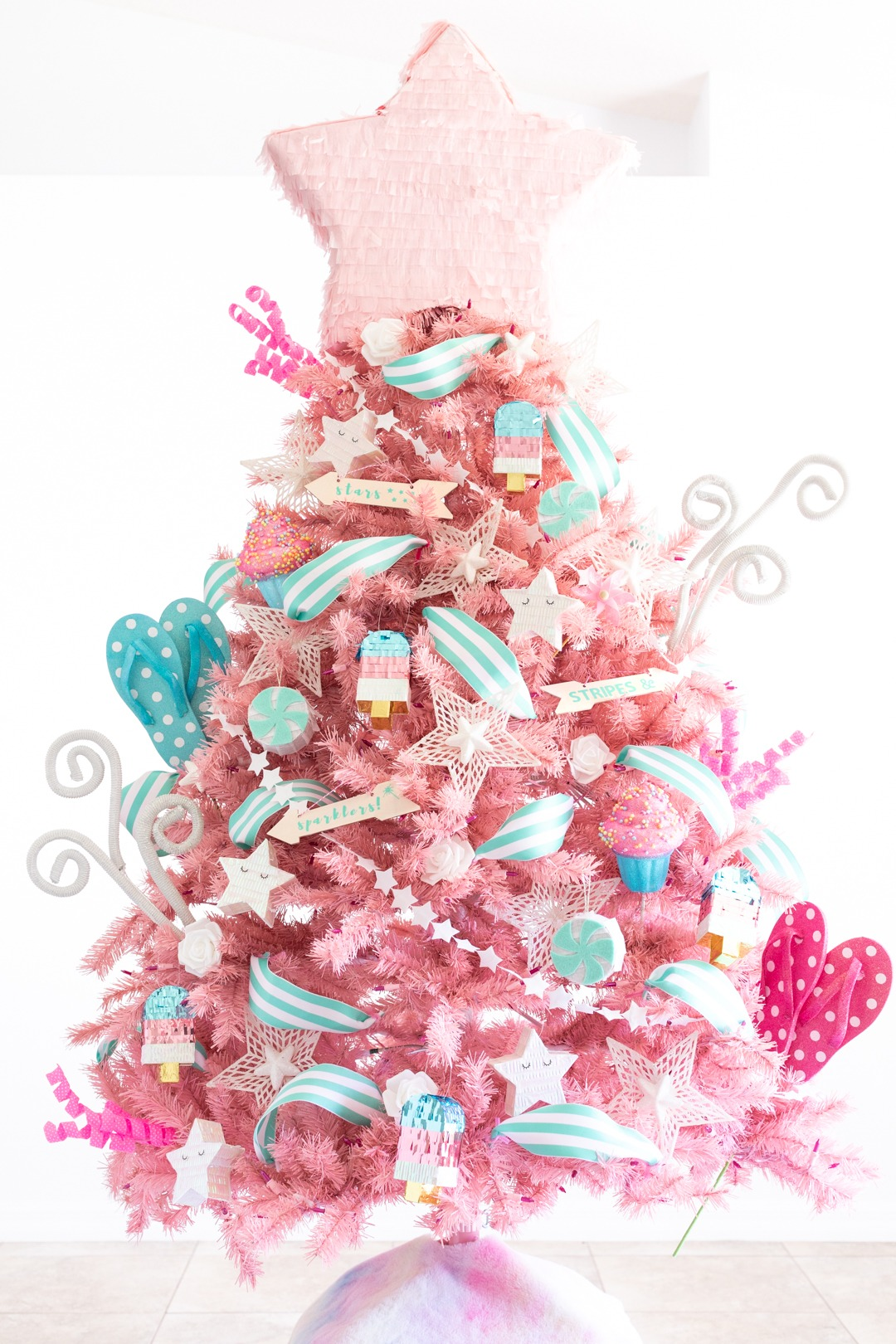 Pink Summer celebrations Tree