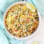 Zesty Grilled Mexican Street Corn Salad